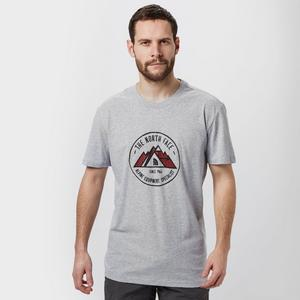 THE NORTH FACE Men's Mountain Stripe Tee