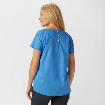 Blue Craghoppers Women's Connie T-Shirt