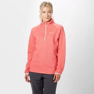 Women's Zoe Half-Zip Fleece