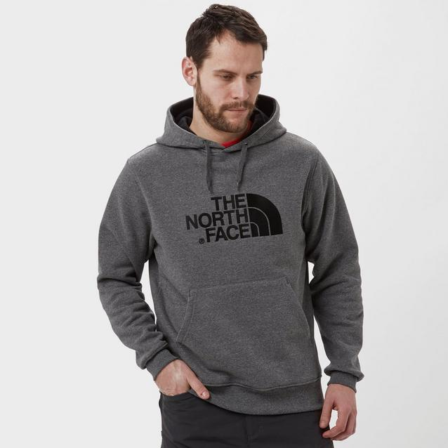 10257dee90 Grey THE NORTH FACE Men's Drew Peak Hoodie image 1