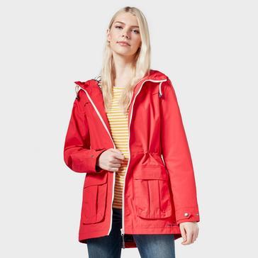Red Peter Storm Women's Weekend Jacket