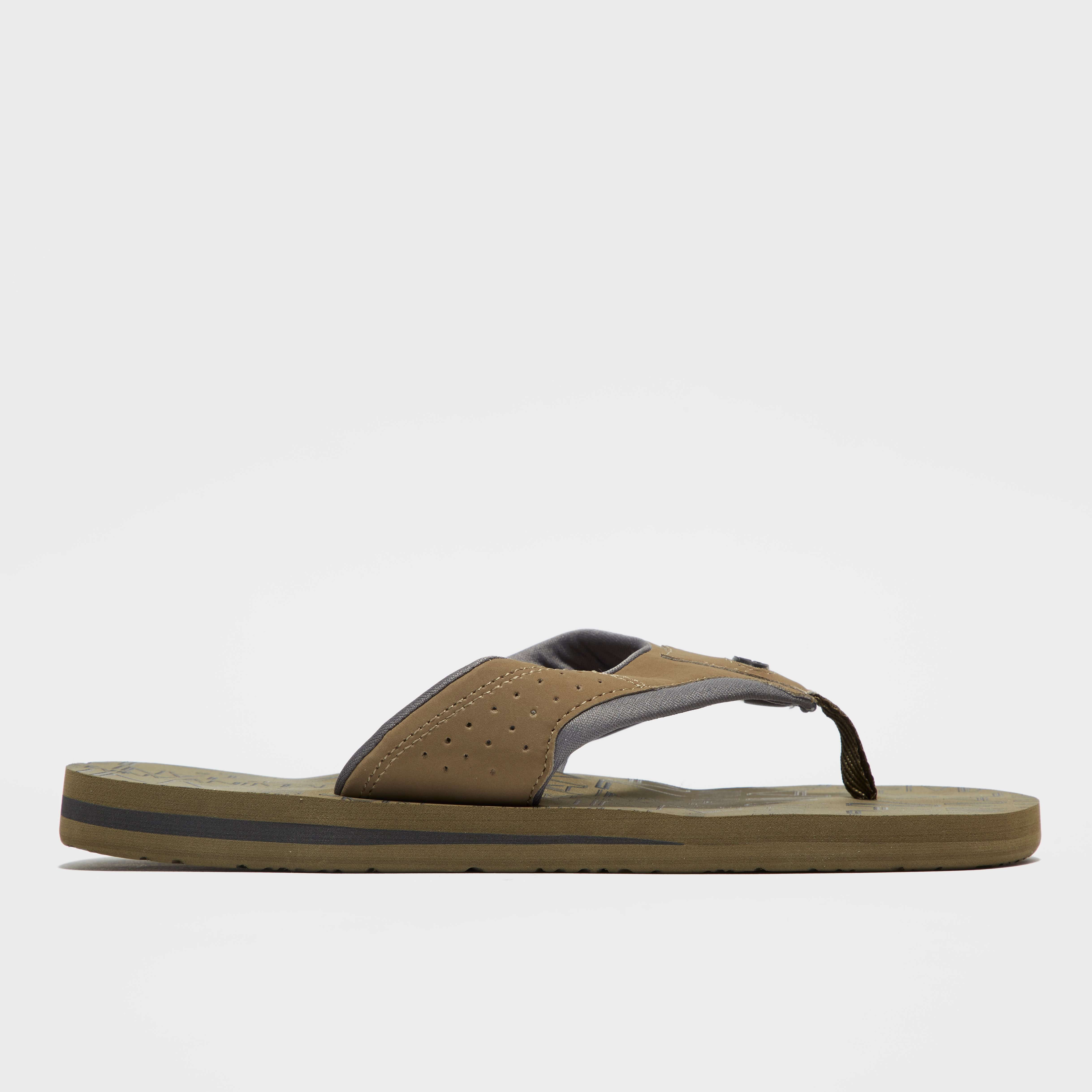 ANIMAL Men's Jekyl Logo Flip Flops