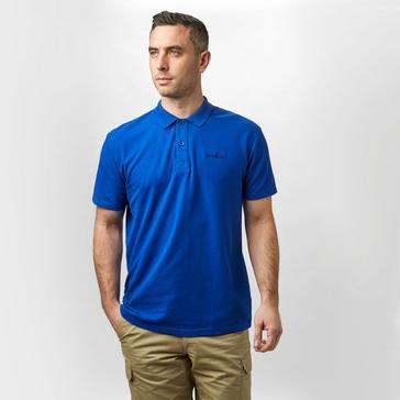 Blue Peter Storm Men's Peter Polo Shirt