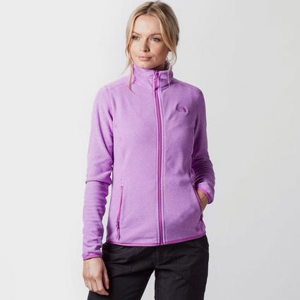 Women's 100 Glacier Full Zip Fleece