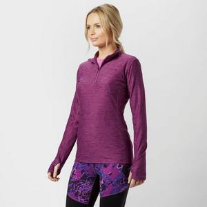 THE NORTH FACE Women's Mountain Athletics Motivation Quarter Zip Shirt
