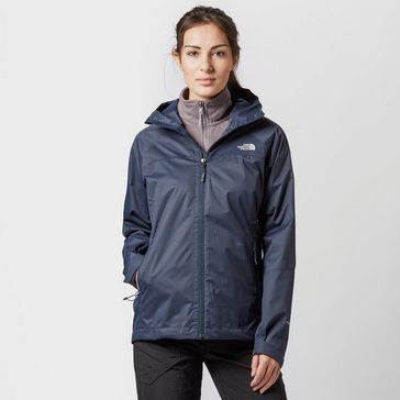 680b41b5a225 Navy THE NORTH FACE Women s Sequence Waterproof Jacket ...