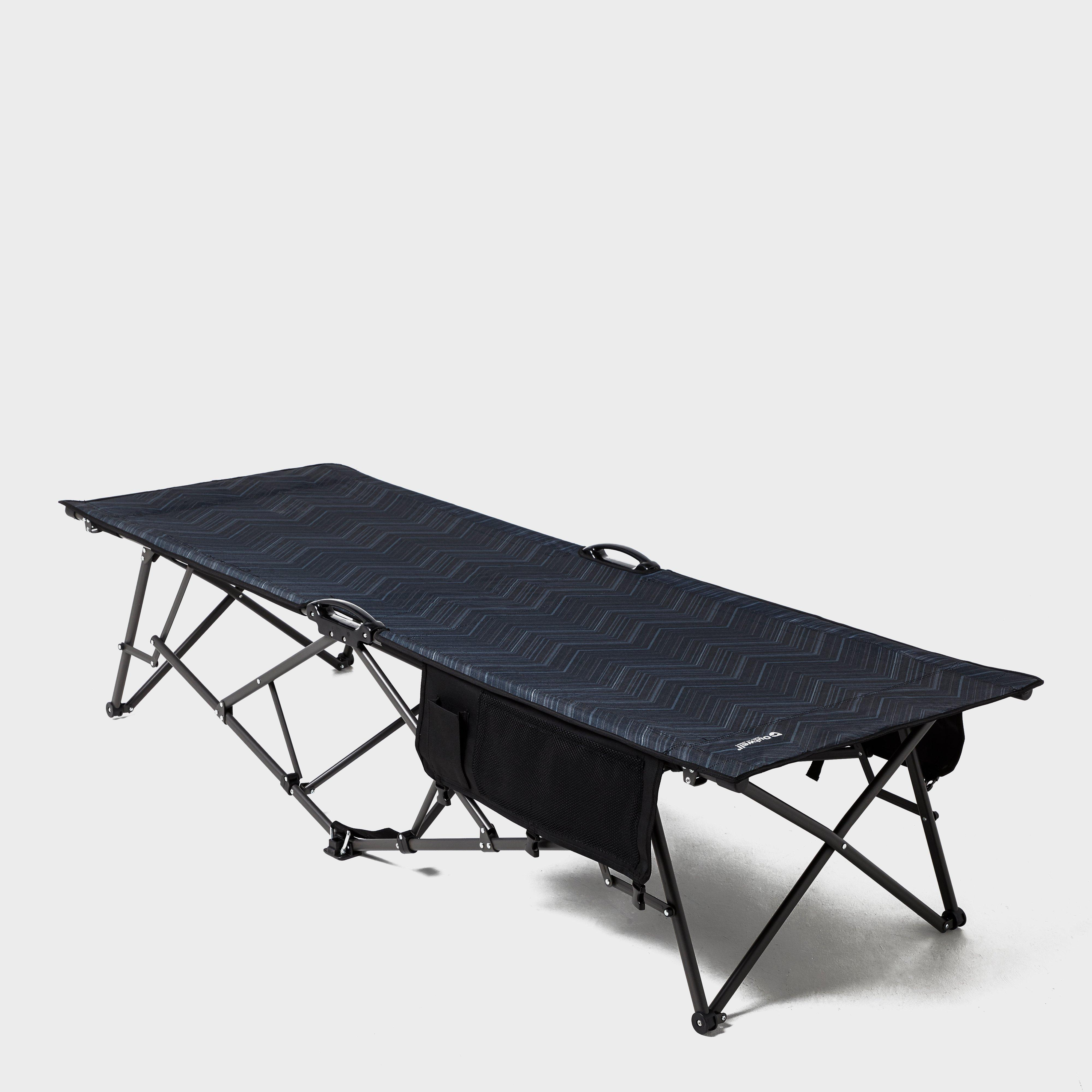 Outwell Vacaville Hills Folding Bed  Navy Navy