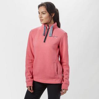Women's Bina Quarter Zip Fleece