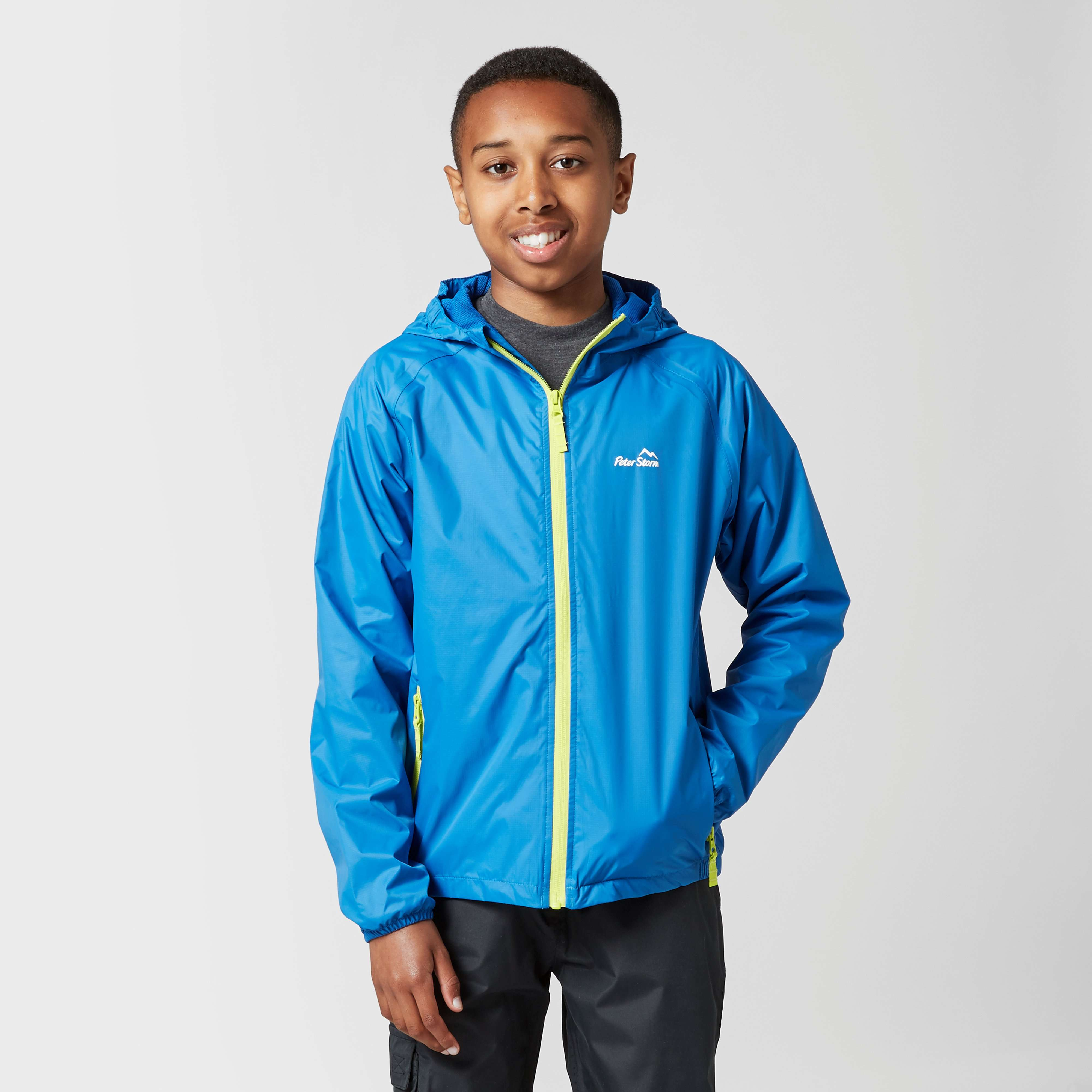 PETER STORM Boy's Techlite Waterproof Jacket