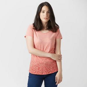 COLUMBIA Women's Ocean Face Short Sleeve T-Shirt