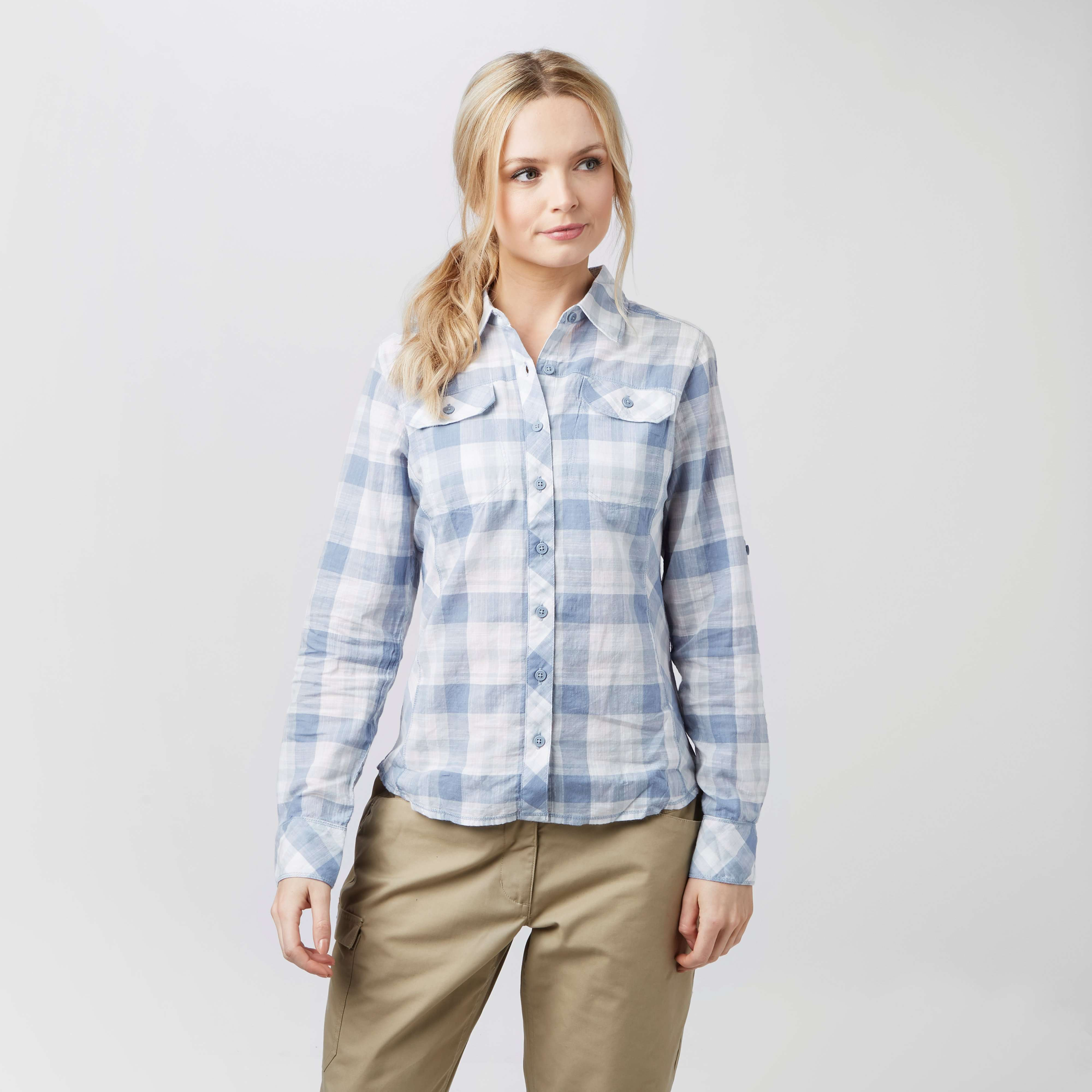 COLUMBIA Women's Camp Henry™ Long Sleeve Shirt