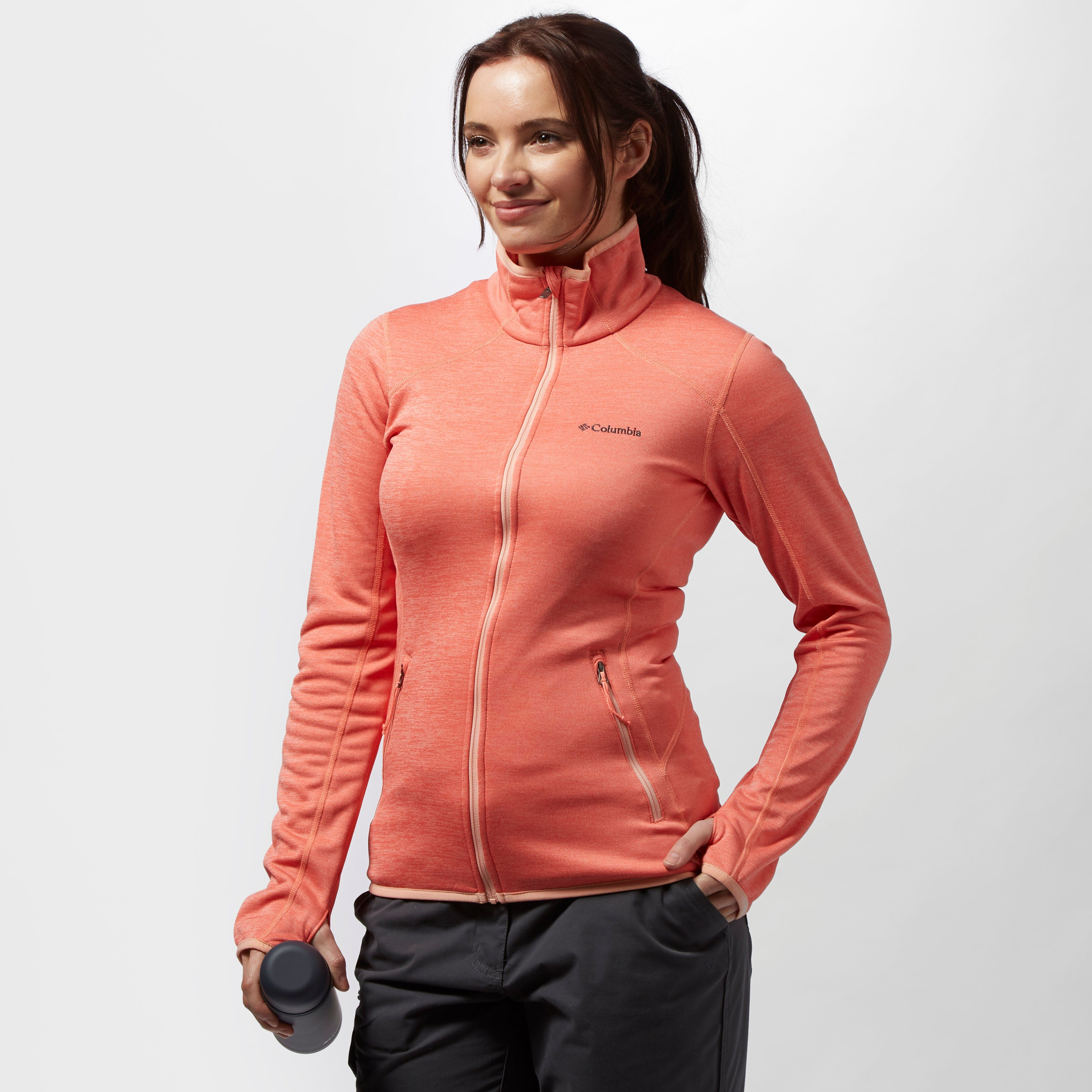 COLUMBIA Women's Sapphire Trail Full Zip Fleece