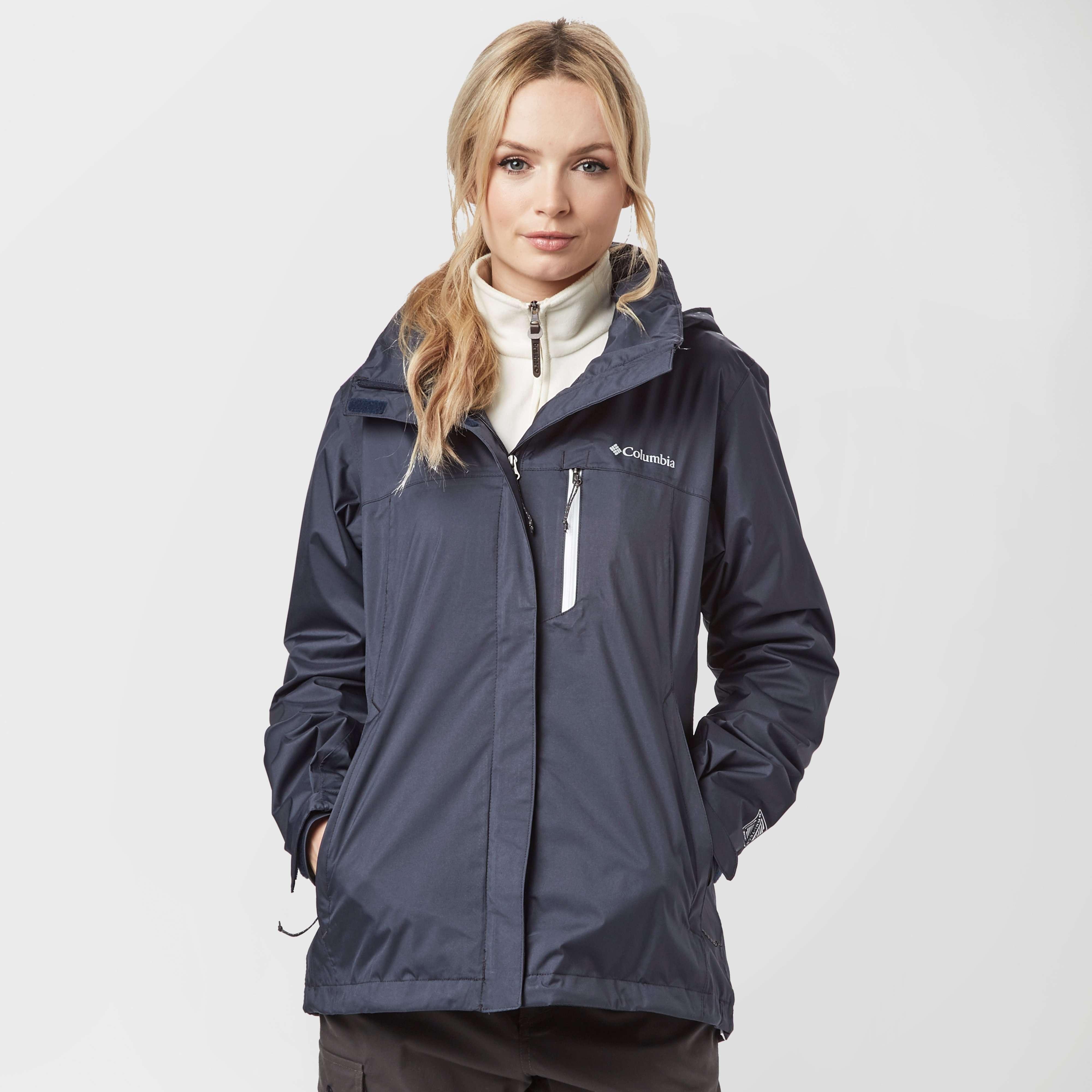 COLUMBIA Women's Pouration™ Waterproof Jacket