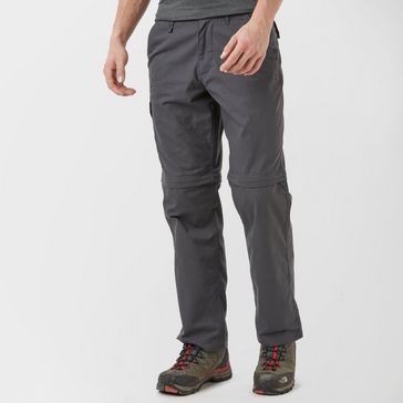 deb62d58b20f Grey PETER STORM Men s Ramble II Convertible Trousers ...