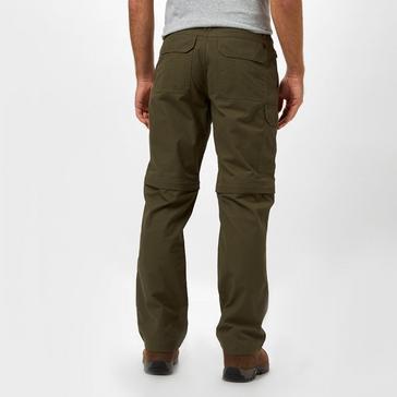 Green Peter Storm Men's Ramble II Convertible Trousers