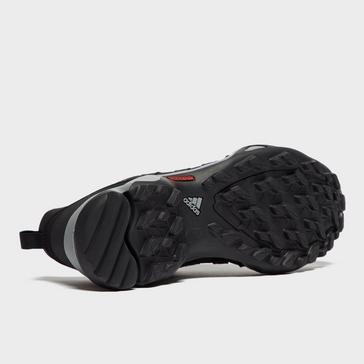 Black adidas Kids Terrex AX2R