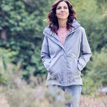 5a33827a0d8a0 PETER STORM Women s Glide Marl Waterproof Jacket ...