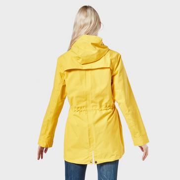 Yellow Peter Storm Women's Weekend Jacket