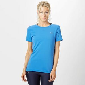 UNDER ARMOUR Women's UA HeatGear® Armour Short Sleeve T-Shirt