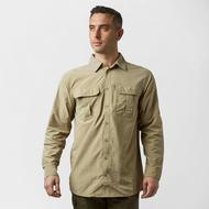 Men's Long Sleeve Travel Shirt