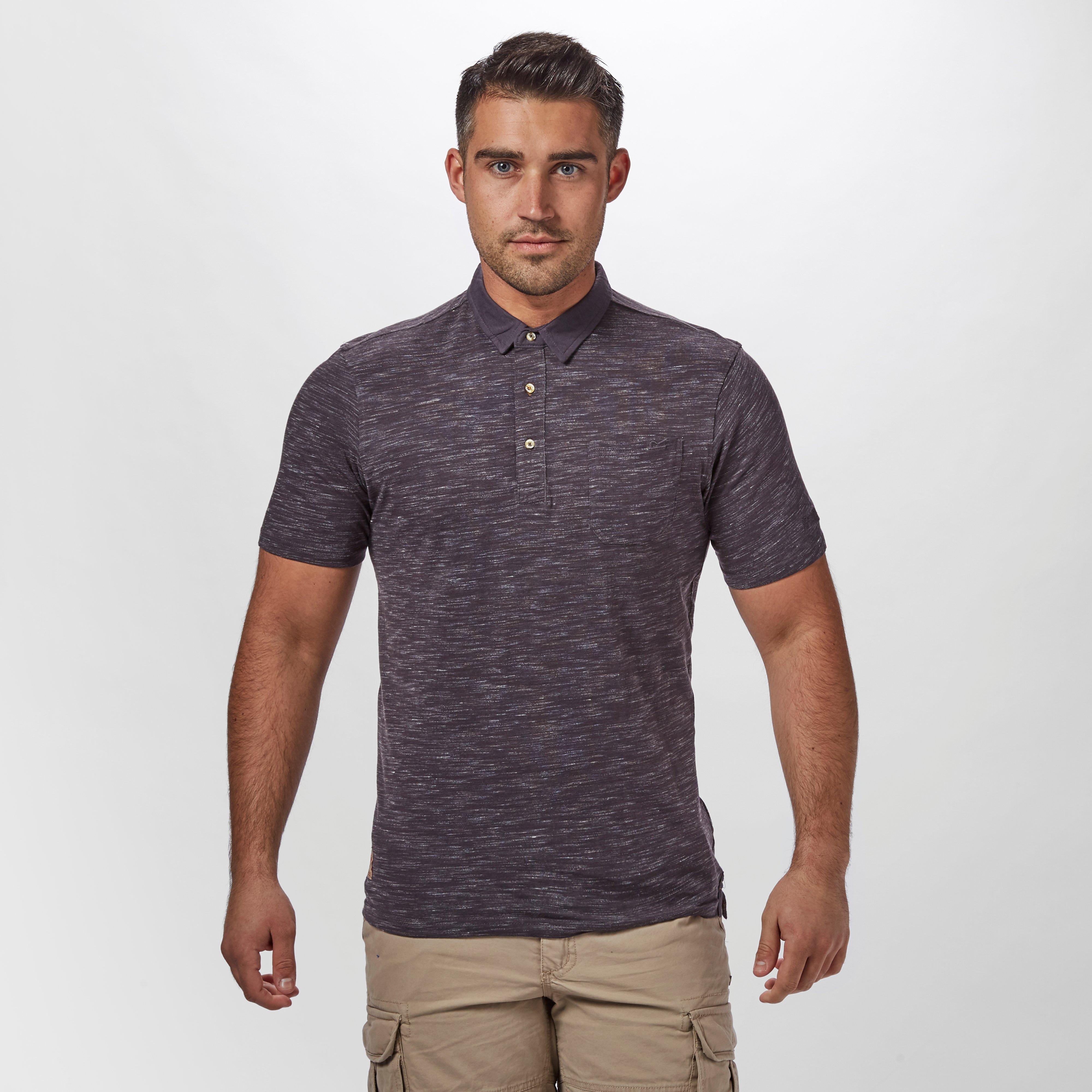 Regatta Regatta Mens Pawel Polo Shirt - Grey, Grey
