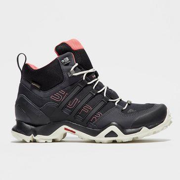 9db2c31b473 Black adidas Women s Terrex Swift R GORE-TEX® Mid Boots ...