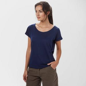 BRASHER Women's Button Back T-Shirt