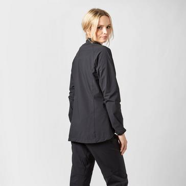 Black Sprayway Women's Ria Softshell Jacket