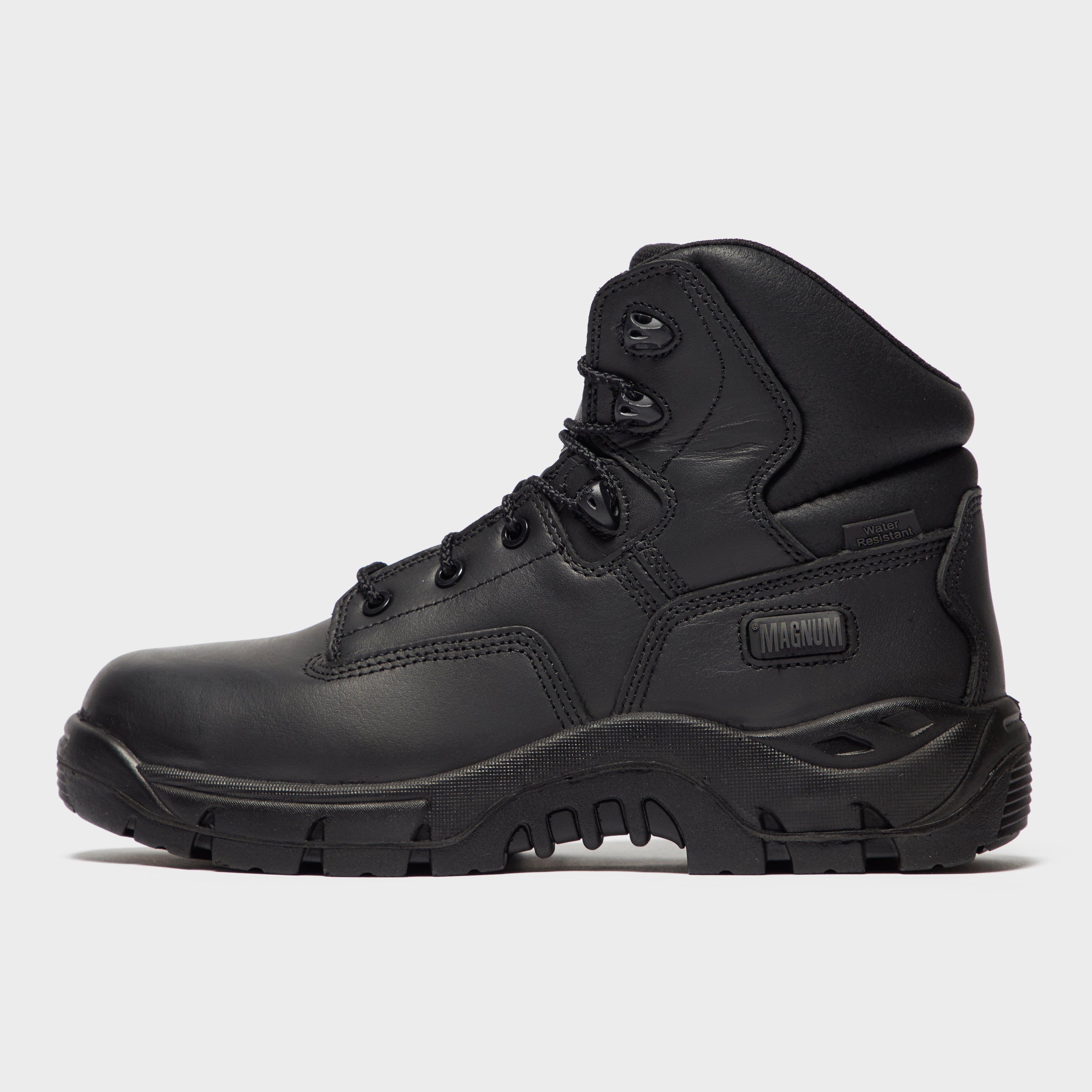 magnum Magnum Precision Sitemaster Leather Composite Boots - Black, Black