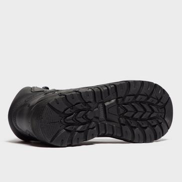 Black Magnum Precision Sitemaster Leather Composite Boots