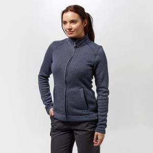WEIRD FISH Women's Granger Full Zip Fleece