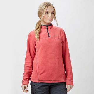 Women's Chrystal Quarter Zip Fleece