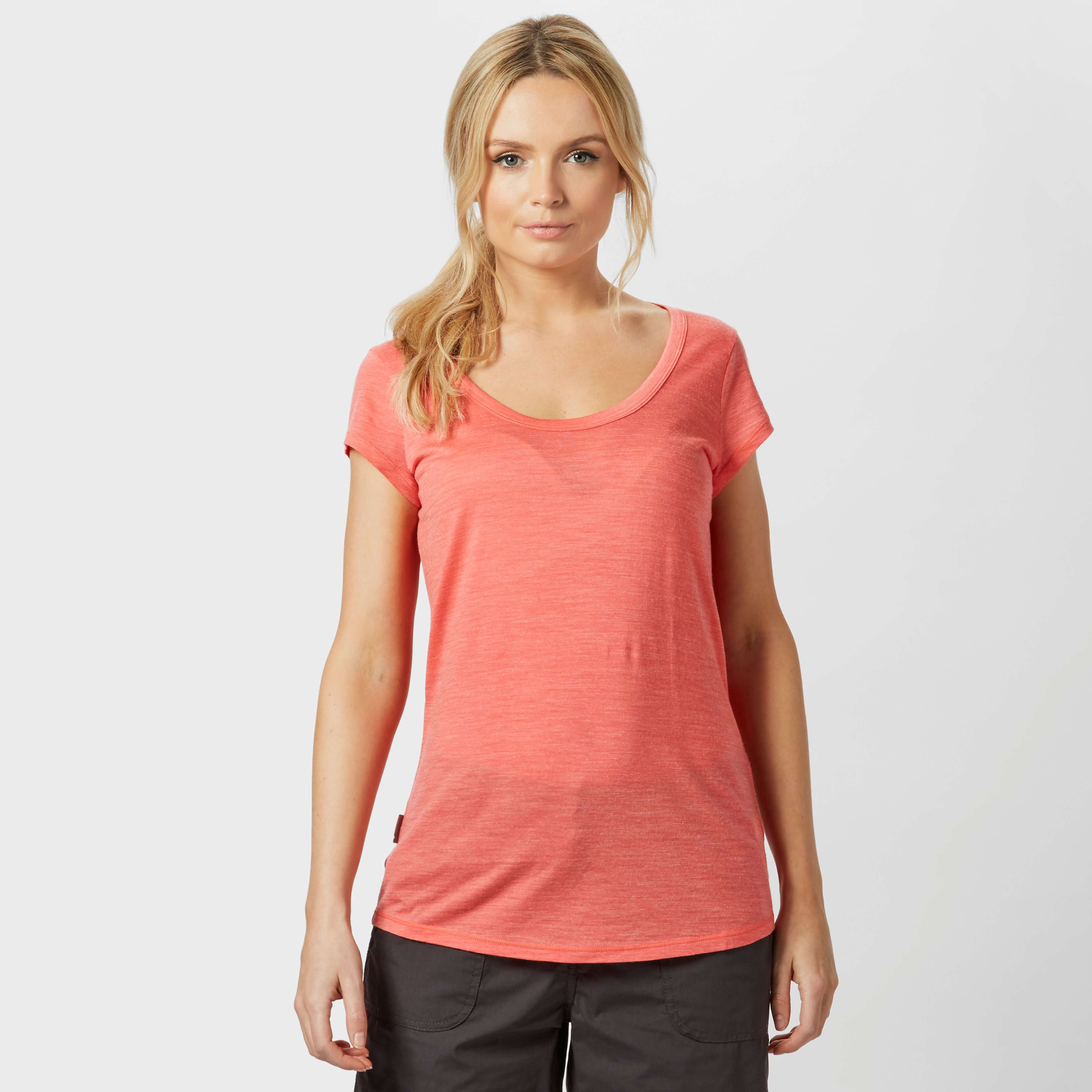 ICEBREAKER Women's Cool-Lite Spheria Short Sleeve T-Shirt