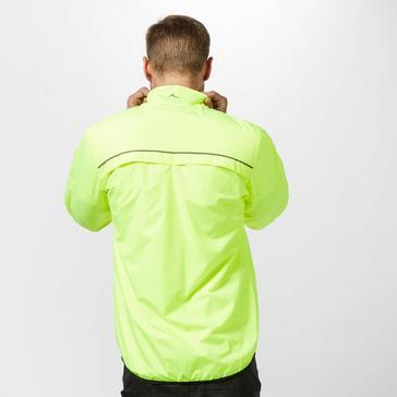 Fluorescent Peter Storm Men's Running Jacket