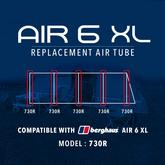 Air 6XL Replacement Air Tube - 730R