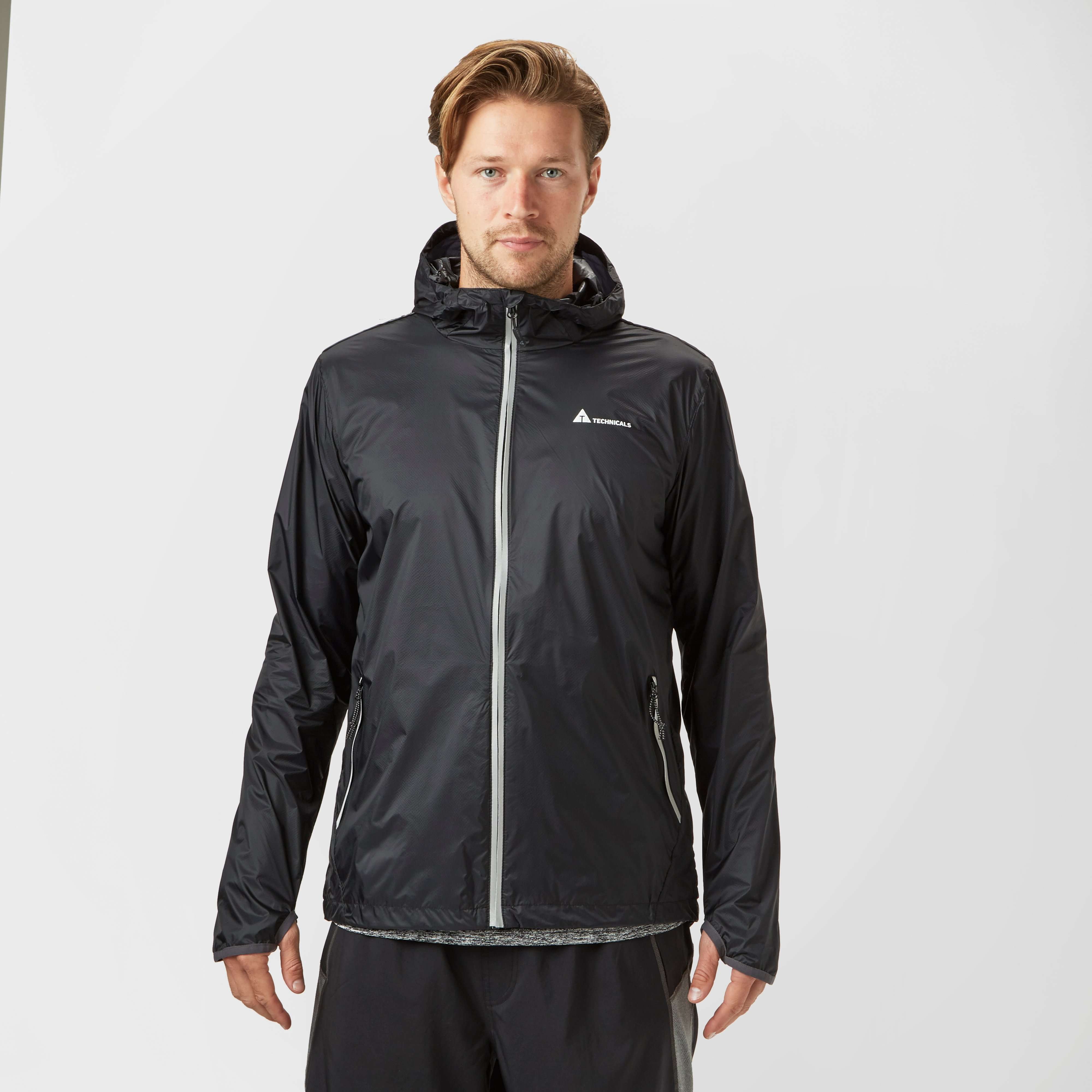 TECHNICALS Men's Runner Jacket