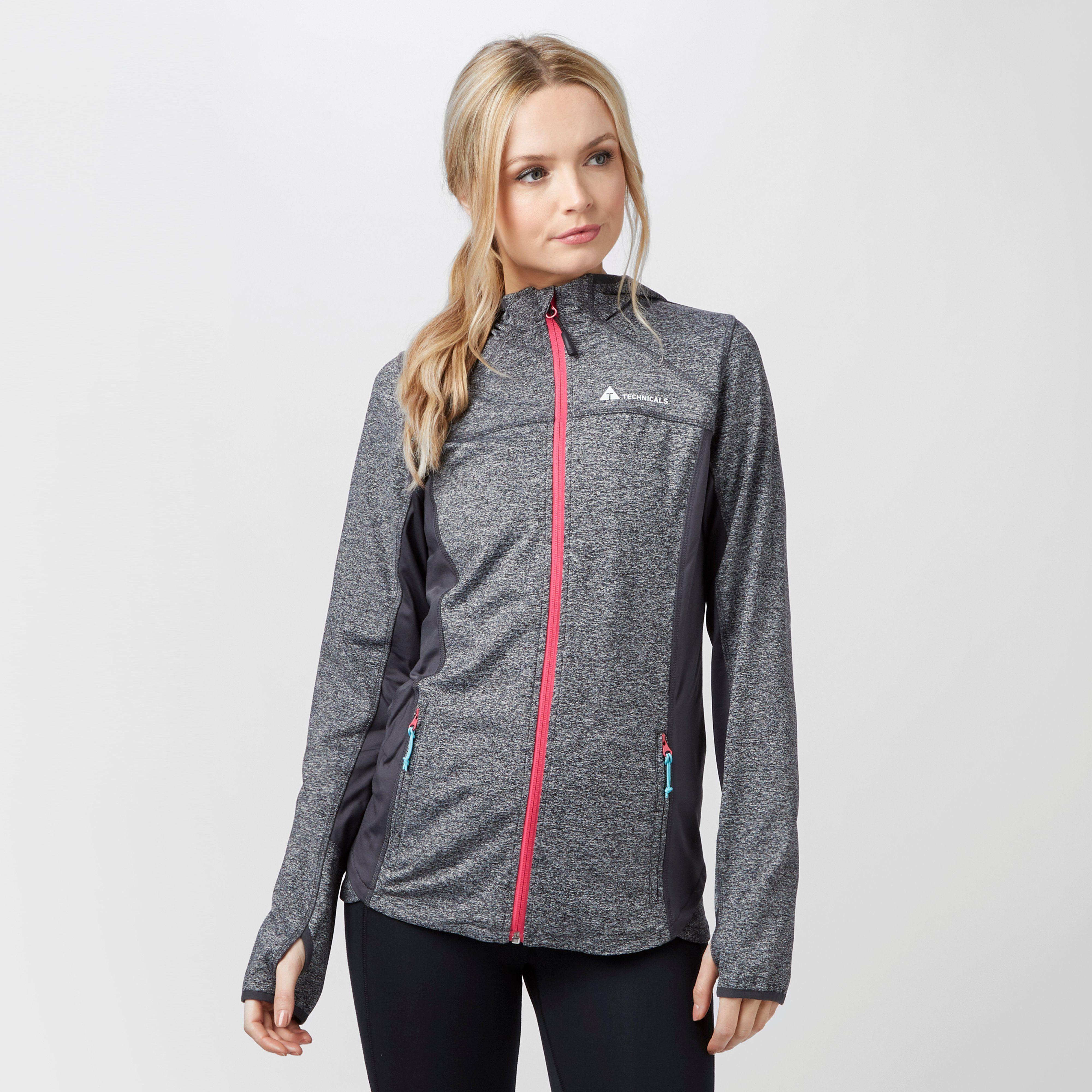 TECHNICALS Women's Pace Hooded Fleece
