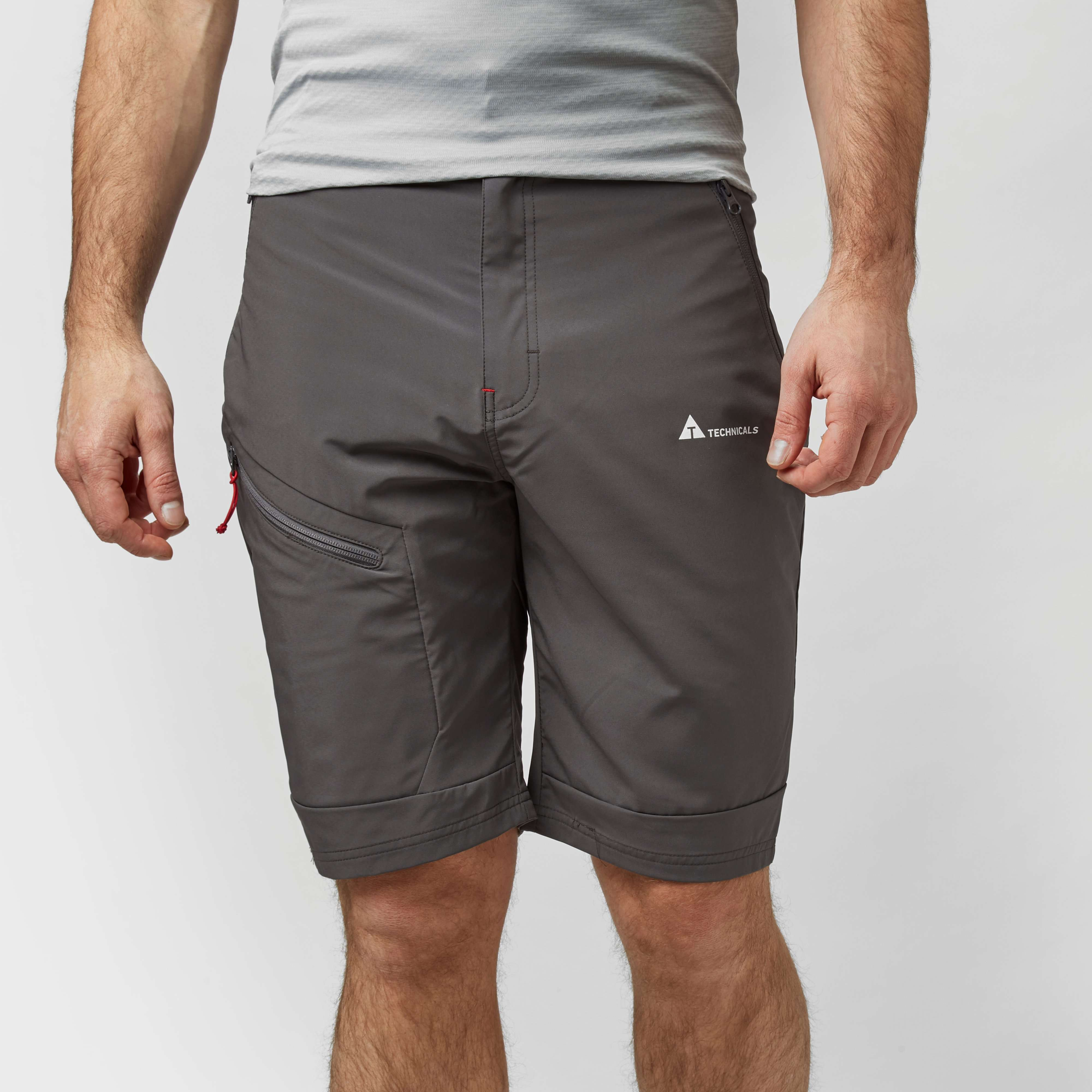 TECHNICALS Men's Vital Hiking Shorts