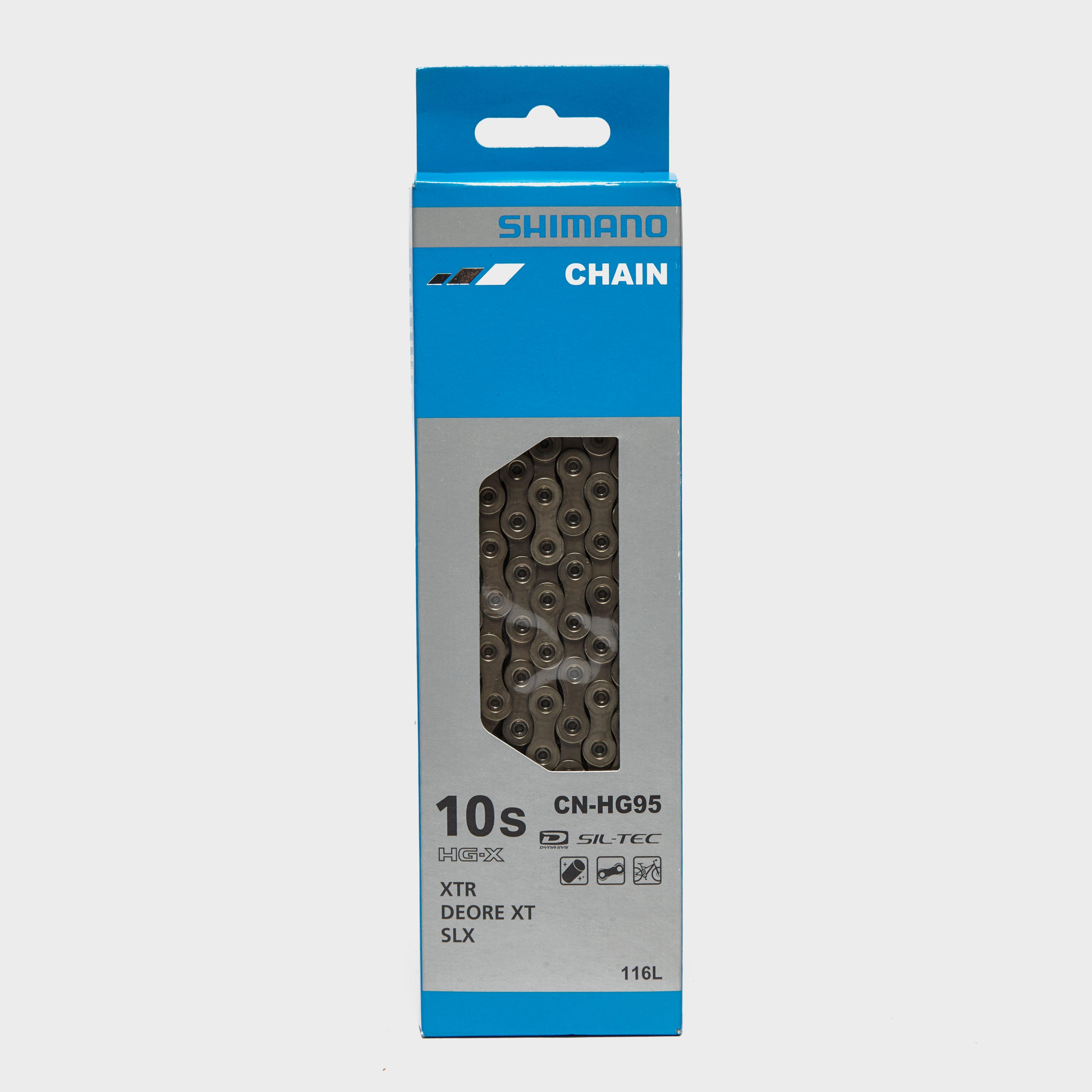 Shimano Shimano 10 Speed CN-HG95 10 Speed HG-X Chain - Assorted, Assorted