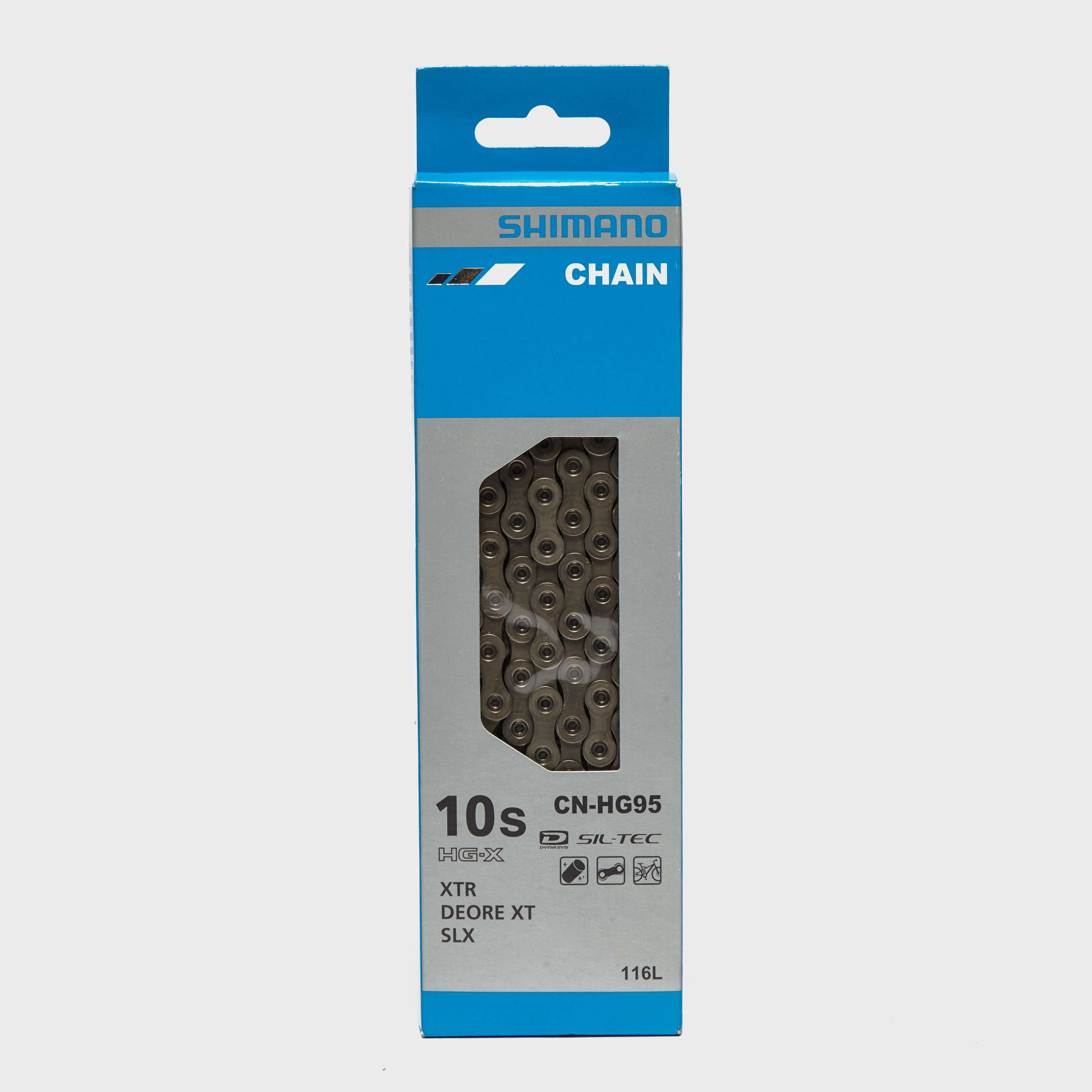 SHIMANO 10 Speed CN-HG95 HG-X Chain