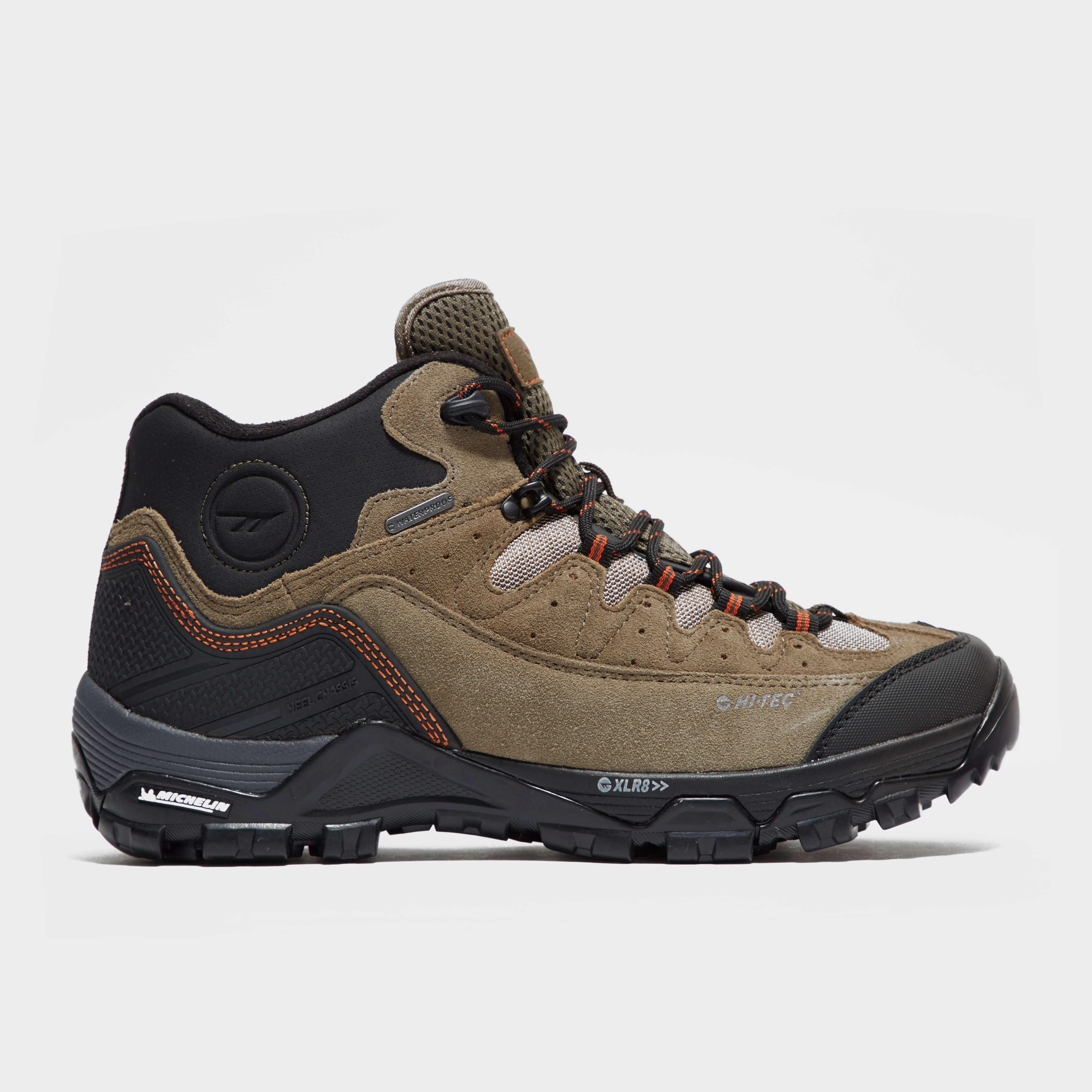 HI TEC Men's OX Belmont Mid I Walking Boots