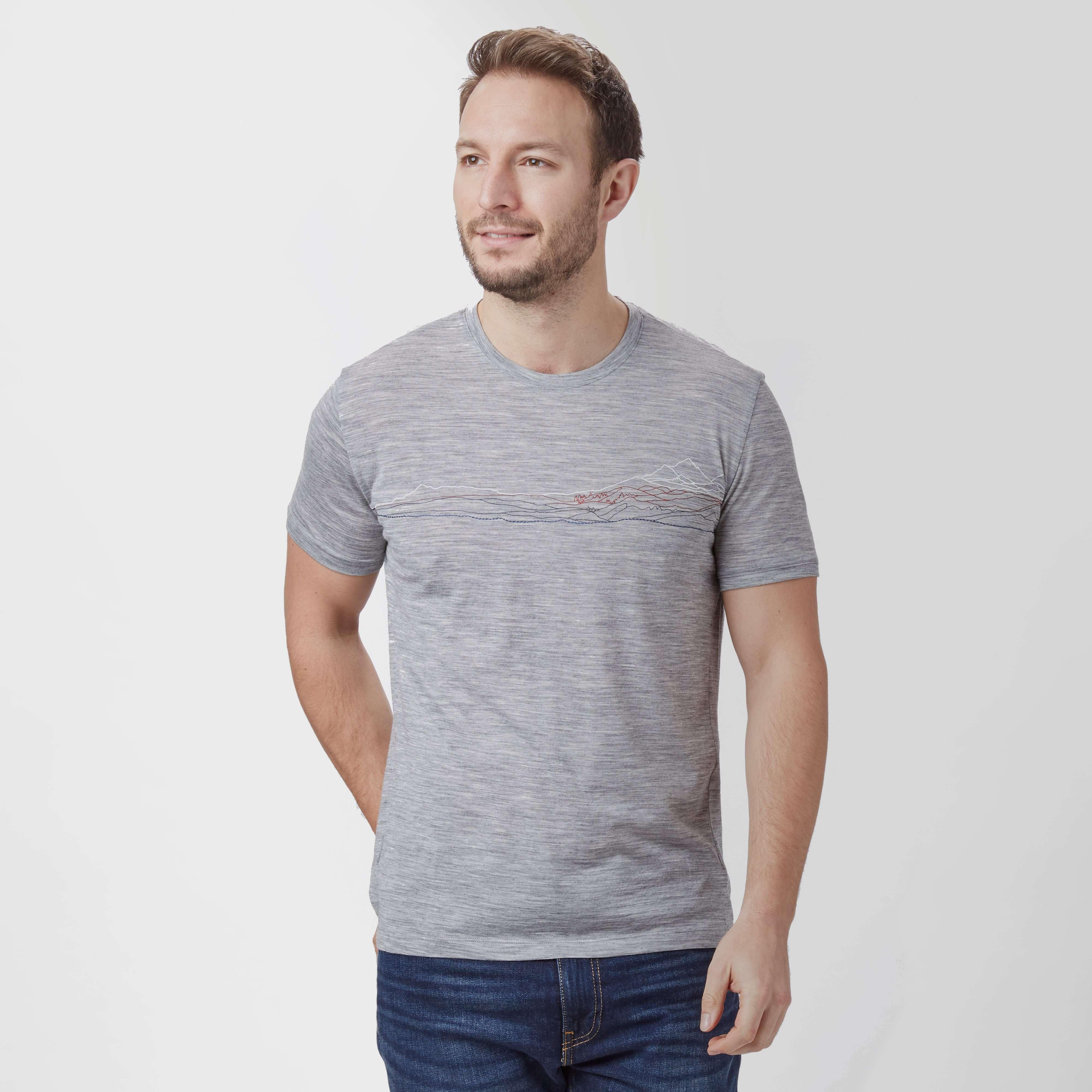 ICEBREAKER Men's Tech Lite Short Sleeve T-Shirt