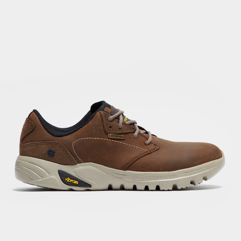 Hi Tec Hi Tec Womens Witton Waterproof Walking Shoes - Brown, Brown