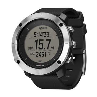 Traverse Black GPS Watch