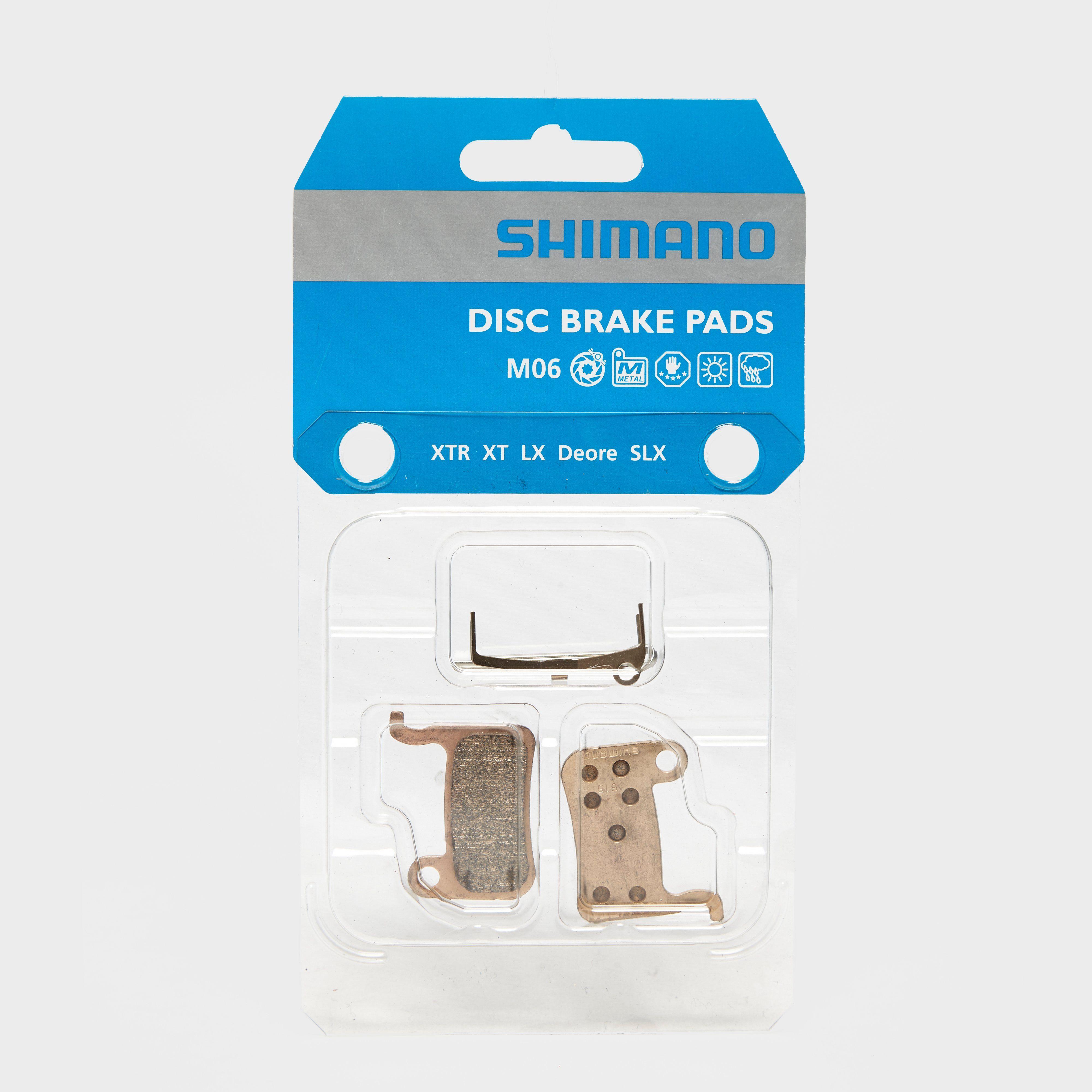 SHIMANO M06 Metal Sintered Disc Brake Pads