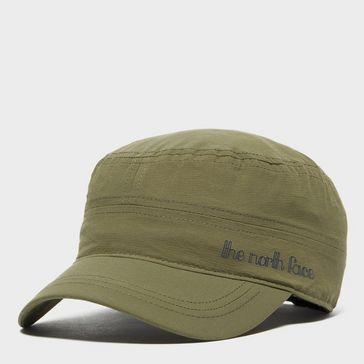 Green THE NORTH FACE Men s Logo Military Hat ... f24ab3e05cb