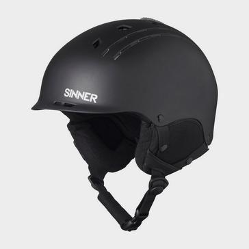 Black Sinner Pincher Helmet