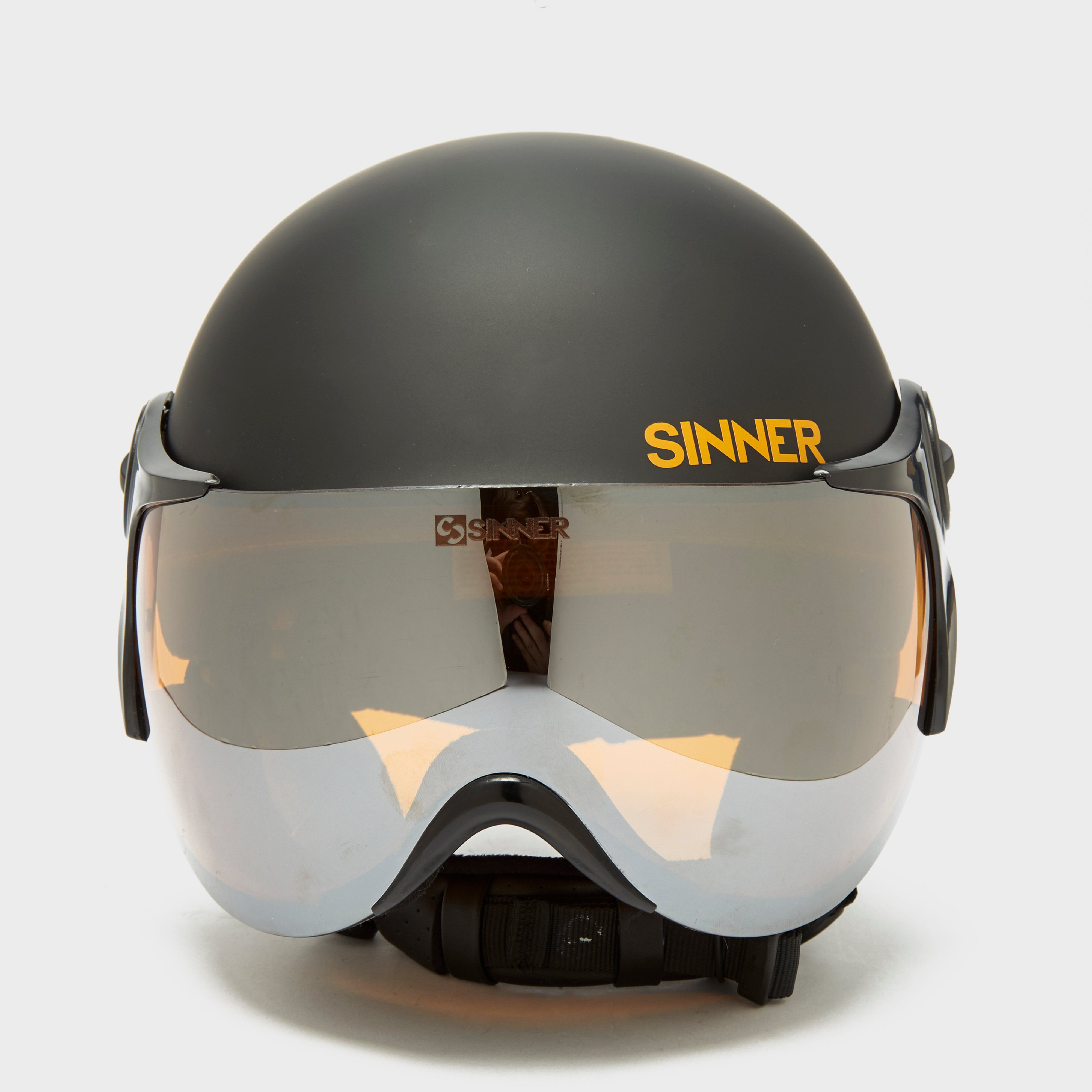 SINNER Crystal Visor Helmet