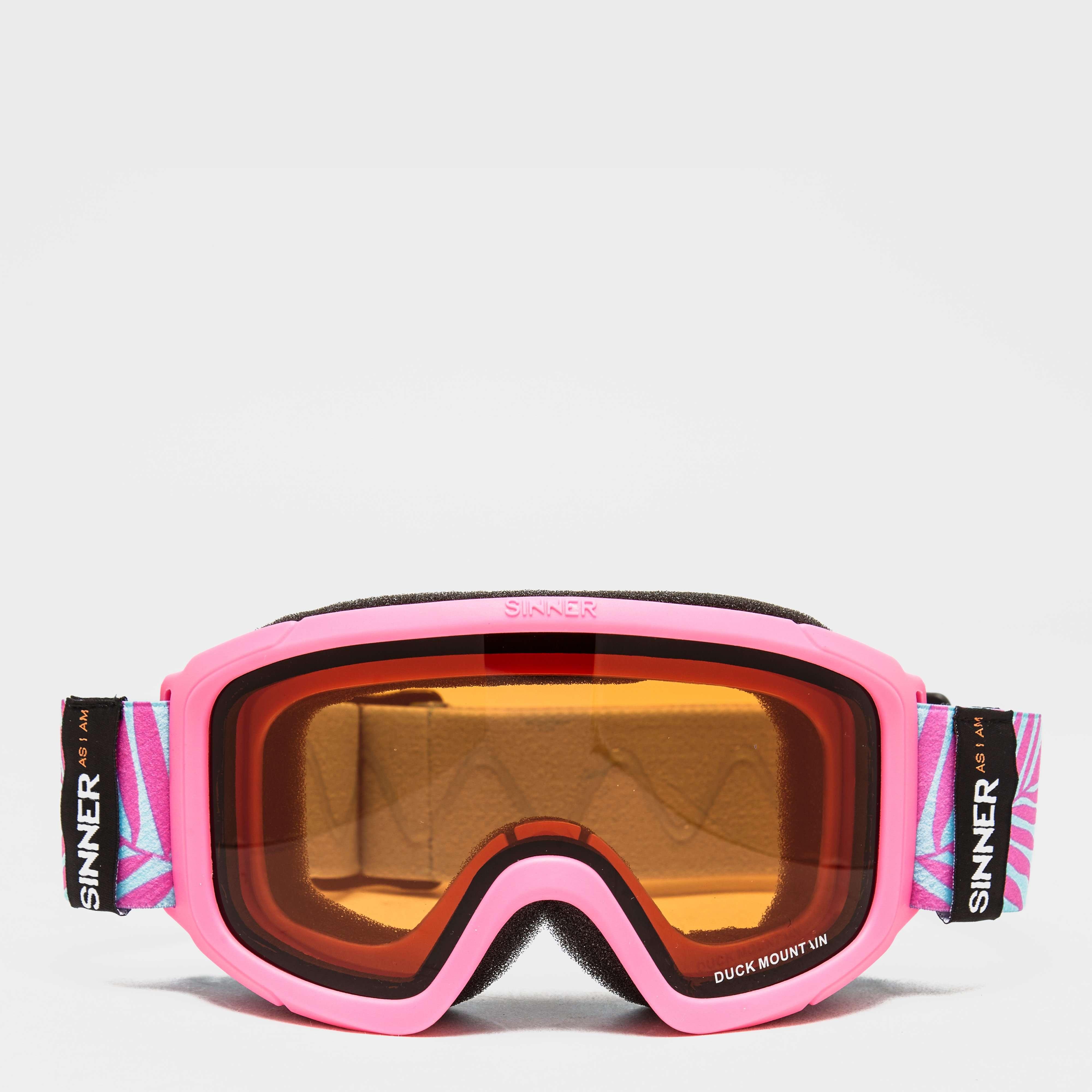 SINNER Duck Mountain Goggles