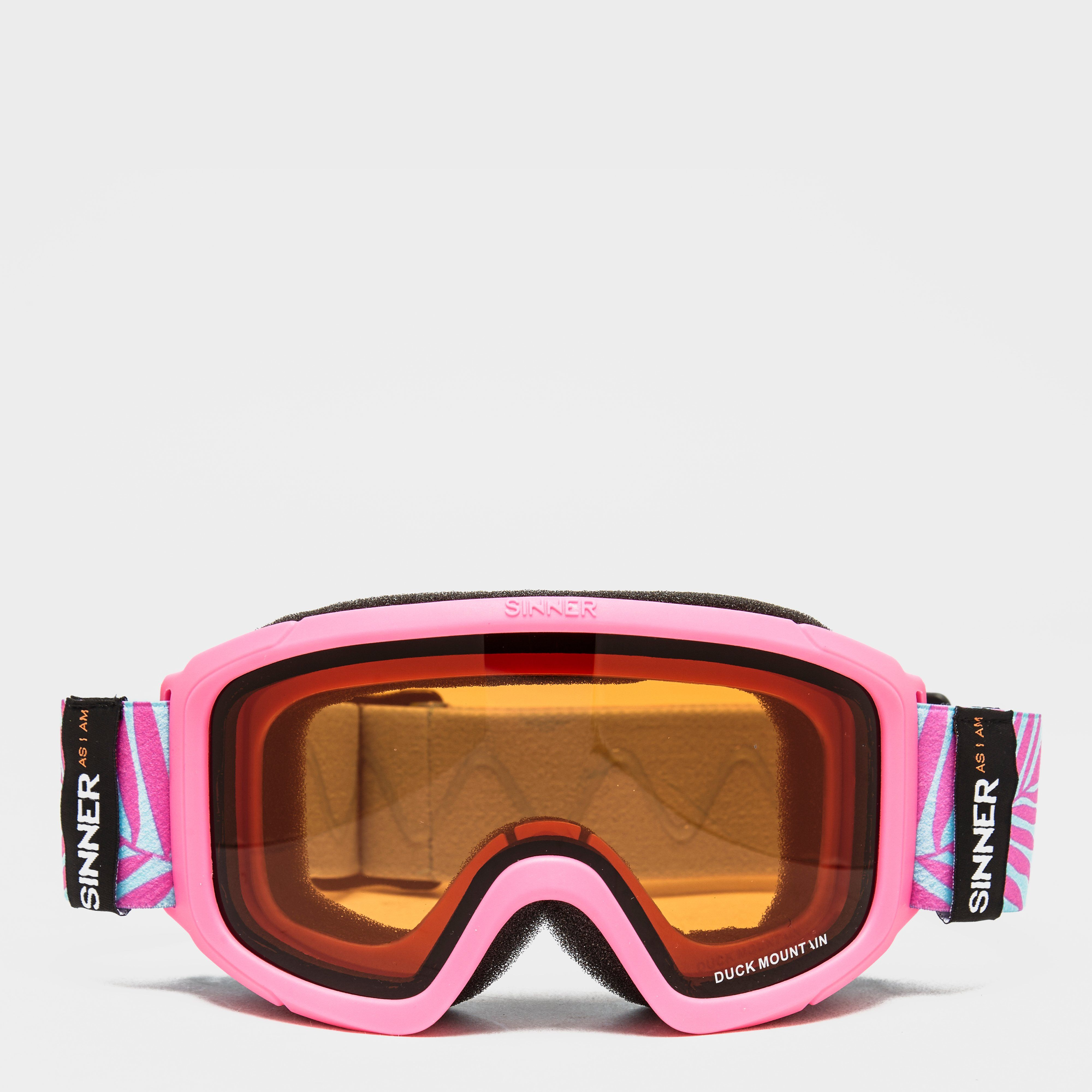 SINNER Kids Duck Mountain Goggles